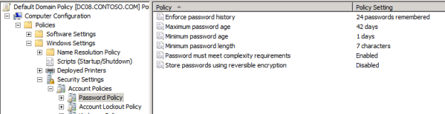 Password Policy1