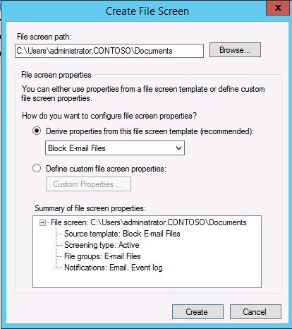 File Screens 2
