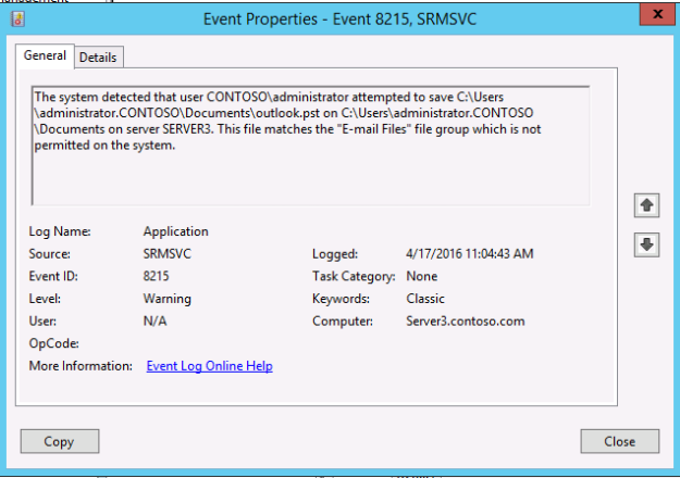 File Screens 8